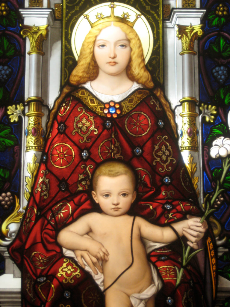 Maria Vatican Italy Rome